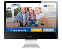 Leadbetters Removals & Storage Website
