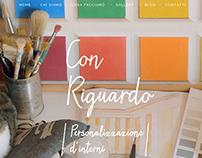 ConRiguardo Logo and website