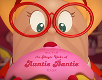 The Magic Cake of Auntie Bantie / Teaser