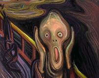 Scream: Edvard Munch Contest