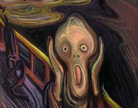 Scream: Edvard Munch Contest