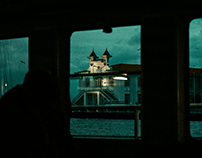 On the Ferry / Istanbul.
