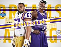 NFL: Back 2 Campus: Deliverance.