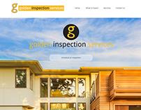 Golden Inspection Services Website