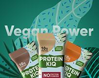 Protein Kiq | Branding&Packaging