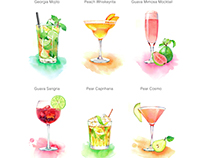 "Cocktails for ""Hero Group"""