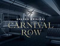 TRAIN CARNIVAL ROW