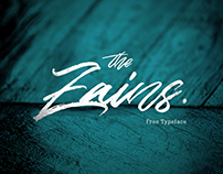 The Zains Free Typeface