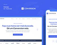 Conversion - Novo site