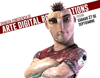 Conferencia de Arte Digital RGBAnimations