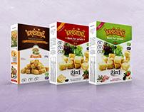 croutons box design
