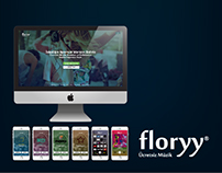 Floryy | Digital Music Platform