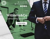 Consulting Agency Landing Page