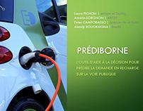 Predibornes - predict the best locations for EVs