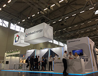 EthosEnerg stand proposal for Power-Gen 2017