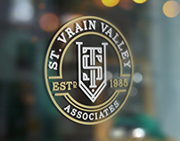 St. Vrain Valley Logo Design Project