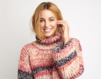 Peplos Knitwear Look Book