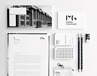 Muzeum w Gliwicach / Visual identity for museum