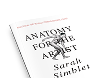 Redesign of 'Anatomy for the Artist'