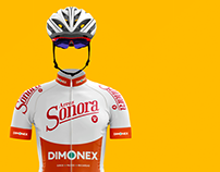 Uniforme Team Sonora - Dimonex