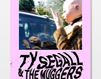 Poster for Ty Segall & The Muggers