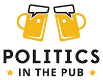Politics in the Pub – Logo