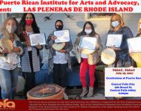 Plena Traditional Music Workshop-Phase 2