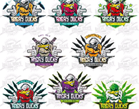 Angry Ducks logo
