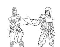 Ninja Design WIP