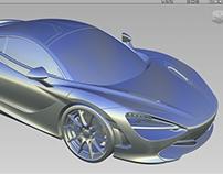 Alias & Vred——McLaren-720S