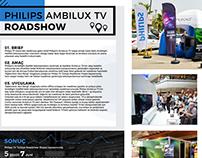AmbL roadshow project