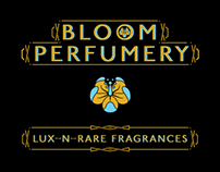 Bloom. Branding of the Perfume Boutique