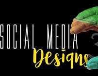 Social Media Designs 3