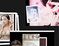 Various Magazines (cover or editorial)