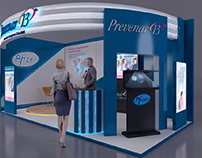 Prevenar 13 Booth UAE