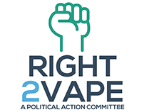 Branding and Conference Material - Right2Vape.org