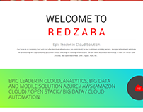 redzara cloud hosting website