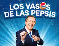 Los Vasos de las Pepsis