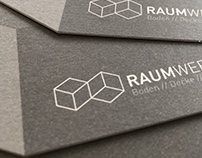 RAUMERK - Logo development