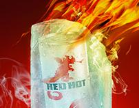 Red Hot | A Energia do Dragão