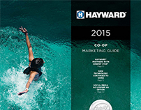 Hayward Pools: 2015 Co-Op Marketing Guide (Production)