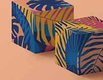Jungle Cutted Paper 2