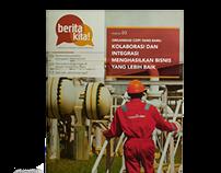 BeritaKita-Conoco Phillips Indonesia internal magazine