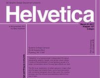 Helvetica Documentary Poster
