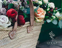 Florist Branding Design I Shmily FloristI
