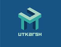 Utkarsh Epoxy | Identity Design