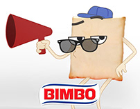 Bimbo Figacitas kids -square bread- (spot Chees)