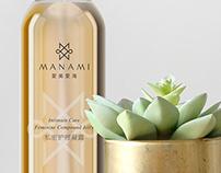 MANAMI packaging