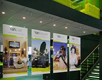 YahSat - CabSat, Dubai