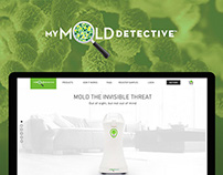My Mold Detective Redesign